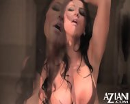 Audrey Bitoni Jumps On The Sybian And Rides It Fast Deep And Hard - scene 12