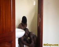 Forbidden Gay Tribal Sex With African Folks - scene 8