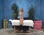 Oily And Naughty Pussy Stroking - scene 1