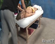 Oily And Naughty Pussy Stroking - scene 12