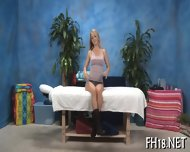 Oily And Naughty Pussy Stroking - scene 2