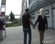 Pickup Ends With A Hot Sex - scene 4