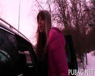 Babe Offers Her Wet Beaver - scene 11