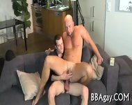 Salacious Anal Drilling With Studs - scene 10