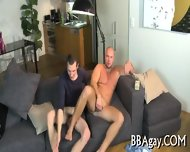Salacious Anal Drilling With Studs - scene 11