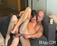 Salacious Anal Drilling With Studs - scene 12