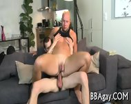Salacious Anal Drilling With Studs - scene 5