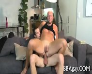 Salacious Anal Drilling With Studs - scene 6