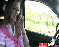 Brandi Love And Casi James Hot Ffm 3way With Pervert Bf - scene 2