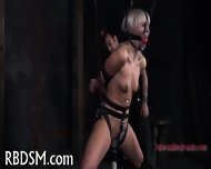 Chick Gets Her Pussy Engorged - scene 8