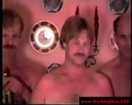 Dirty Ex Convicts Toying With Their Dicks - scene 2