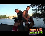 German Sluts Go Public - scene 9