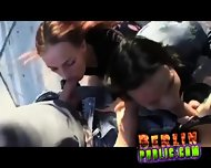 German Sluts Go Public - scene 5