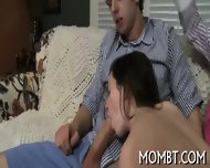 Sensational Blowjob During Threesome - scene 9