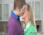 Randy Threesome Fornication - scene 7