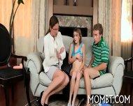 Raunchy Threesome Pleasuring - scene 4