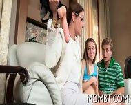 Raunchy Threesome Pleasuring - scene 5