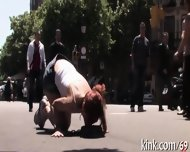 Explicit Group Thrashing - scene 1