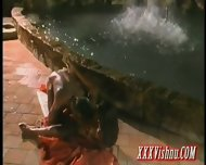 Beautiful Indian Beauty Hard Fucked By The Pool - scene 12