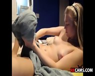 Small Blonde Teen Getting Free Live Web Cam - scene 12