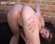 My Polish Love Gaping Snatch For Me - scene 5