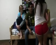 Nice College Girls Copulate From Pov - scene 3