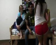 Nice College Girls Copulate From Pov - scene 3