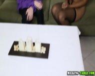 Masseuse Babe Creamed - scene 1