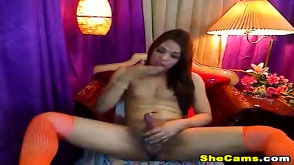 Big Cock Shemale Webcam Tubes - scene 11
