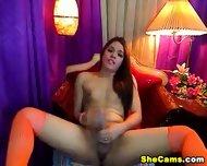 Big Cock Shemale Webcam Tubes - scene 4