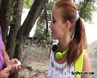 Tight Amateur Eurobabe Minnie Manga Screwed Up For Cash - scene 2