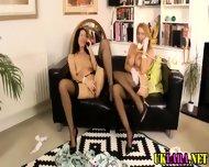 Mature Euro Lesbians Rub - scene 9