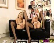 Mature Euro Lesbians Rub - scene 10