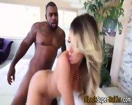 Babe Fucks Big Black Dick - scene 5