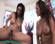 Step Teen Gets Eaten Out - scene 7