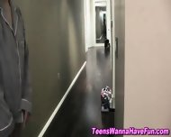 Lesbian Teens Kissing - scene 9