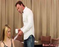 Bisex Babes Get Fucked - scene 2