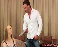 Bisex Babes Get Fucked - scene 3