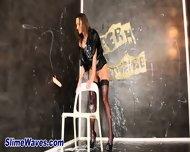 Horny Euro Glamour Slut - scene 11