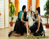Horny Sluts Goldenshower - scene 2