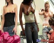 Lesbians Finger Wam Sluts - scene 4
