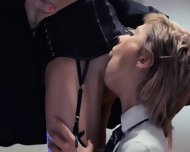 Neverending Strap-on Girlsongirls Action - scene 5