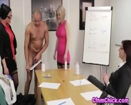 Femdoms Humiliate Creep - scene 9