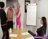Femdoms Humiliate Creep - scene 2