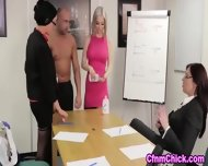 Femdoms Humiliate Creep - scene 3