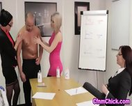 Femdoms Humiliate Creep - scene 5