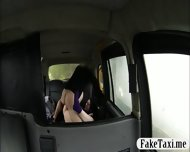 Amateur Slut Paid Her Taxi Fare With Her Sweet Pussy - scene 6