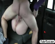 Amateur Slut Paid Her Taxi Fare With Her Sweet Pussy - scene 7