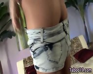 Rubbing Step Teen Sis - scene 1