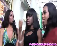 Black Vegas Party Teens - scene 8